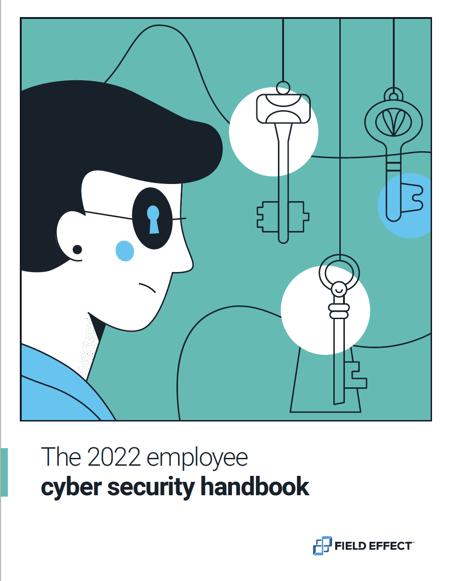 eBook Cover - The 2021 Cyber Security Handbook